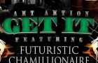 AKT Aktion – Get It ft. Chamillionaire & Kutt Calhoun