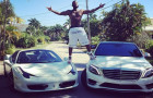 The Game – Standing On Ferraris feat. Diddy